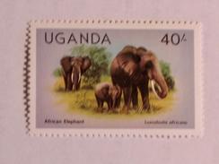 OUGANDA  1979   LOT# 7  ANIMAL - Ouganda (1962-...)