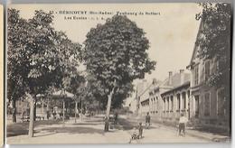 70 Héricourt Faubourg De Belfort  CPA 1918 - Otros Municipios