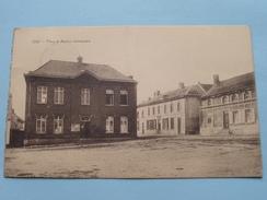 OGY Place Et Maison Communale ( Desaix / Edit Ve Bruyère ) Anno 1935 ( Zie Foto's ) ! - Lessines