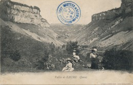 G110 - 39 - Vallée De BAUME - Jura - Frankrijk