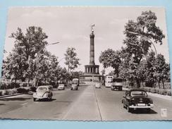 Die SIEGESSÄULE ( Klinke ) Anno 1956 ( Zie Foto's ) ! - Germania