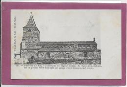 43 .- Environs Du PUY .- L' Ensemble De L' Eglise Romane De Saint-Jean Lachalm, - Le Puy En Velay