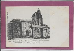 43 .- Environs Du PUY .- L' Ensemble De L' Eglise Romane De Saint-Haon - Le Puy En Velay