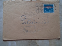 D149187 Germany COVER  1964  Kassel 1964 Stamp Fish - Briefe U. Dokumente