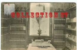 BIBLIOTHEQUE De L'UNION De LIMOGES - BIBLIOTHEQUES - Bibliothèques