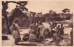 DAKAR LA PLAGE DU MIL (PF) - Senegal