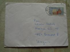 D149193    Germany COVER   1978 Rösrath  Stamp AltesRathaus Esslingen Am Neckar - Briefe U. Dokumente