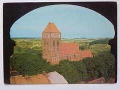 Nowe Miasto Lubawskie  / Poland 1981 Year / Church - Pologne