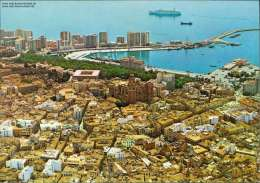 Malaga, Ciudad Y Puerto - Spanje