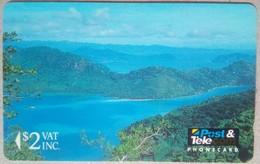 Fiji Phonecard $2 01FJB First Issue Mint