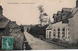 V8030 Cpa 53 Loiron - Hameau De La Tannerie - France