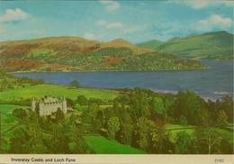 CPM Inveraray Castle And Loch Fyne - Bute