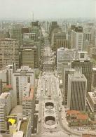 BR - São Paulo - Vista Aérea, Avenida Paulista - EDICARD 500-149 (circ. 1991) - [aerial View / Vue Aérienne / Luftsicht] - São Paulo