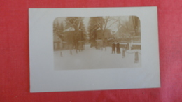 RPPC  Park Scene  Luxembourg -written On Back   ???--- Ref 2557 - Postcards