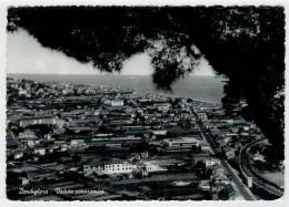 BORDIGHERA   VEDUTA  PANORAMICA       (VIAGGIATA) - Altre Città