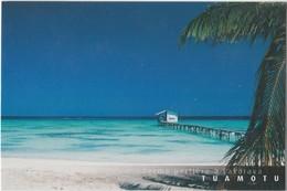 Ferme Perliere A Fakarava, TUAMOTU, Unused Postcard [20033] - Polynésie Française