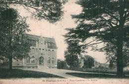 95 SAINT GRATIEN PLACE GAMBETTA LA MAIRIE CIRCULEE 1926 - Saint Gratien