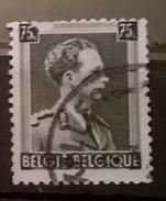 BELGIO 1938 RE LEOPOLDO III PROFILO A DESTRA 75C
