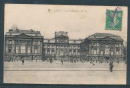 Lille - La Préfecture - Editions E.C. - Lille