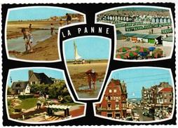 De Panne, La Panne, 5 Zichten (pk35018) - De Panne