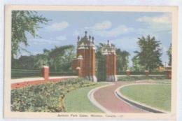 WINDSOR JACKSON PARK GATES - Windsor