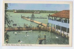 WINDSOR Bathing Beach - Windsor