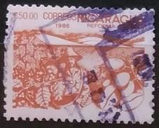 NICARAGUA 1986 Agrarian Reform. USADO - USED - Nicaragua