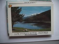 Andorra Llac D' Engolasters - Andorra