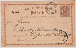 """DR, Selt. Sachsen-Bahnpost """" Gera """"  , #8059 - Deutschland"""