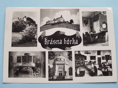 KRASNA HORKA () Anno 1982 ( Zie/voir Foto Voor Details ) !! - Saint-Marin
