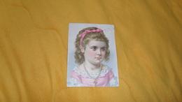GRAND CHROMO OU IMAGE ANCIENNE DATE ?. / PORTRAIT ENFANT... - Trade Cards