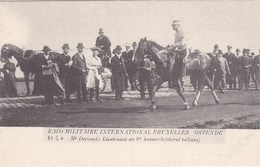 Le Raid Militaire International Bruxelles Ostende, 27 Aoüt 1902 (pk34457) - Manovre