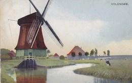 Volendam, Molen, Moulin, Windmill  (pk34459) - Volendam