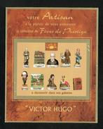 CALENDRIER DE POCHE 2003  - FEVES DE PRESTIGE VICTOR HUGO - FORMAT: 11,5 X 14,5 Cm Non Plié -NEUF ! - Calendriers