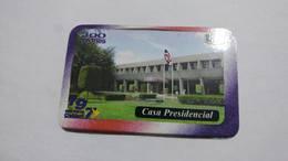 Costa Rica-servicio Colibri197-(prepiad Card 16)-(c300)-9/2001-used Card - Costa Rica