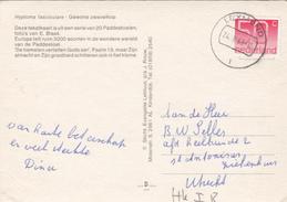 Ansicht 24 Mrt 1983 Lexmond (stempeltype CB) - Postal History