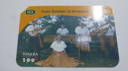 Costa Rica-servicio Colibri197-(prepiad Card 20)-(c3000)-11/2002-used Card - Costa Rica