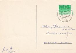 Ansicht 18 Dec 1987 Dokkum (stempeltype CB) - Postal History