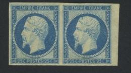 Kaiser Napoleon III, Ohne Lorbeerkranz, - 1853-1860 Napoleon III