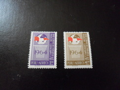 PERÚ  1964  MH**  IVERT 859/96 - Perú