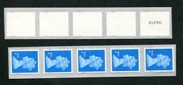 Copil Strip ENSCHEDE MRIL/MA12 From 10.000 Rol - MNH _-  RRR - 1952-.... (Elizabeth II)