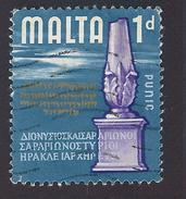 1965 - Punic Era - Yt:MT 304 - Used - Malta