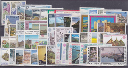 Europa Cept 1977 Year Set 28 Countries + M/s (see Scan) ** Mnh (35410) - 1972