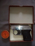 Pistoler Walther Up Modele 1 Rare! - Armes Neutralisées