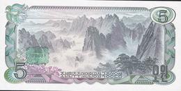 KOREA NORTH P19b 5 WON 1978  UNC. - Corée Du Nord