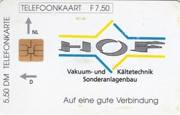 Dutch / German Cooperative Cards, CXD ?, HOF, 2 Scans.