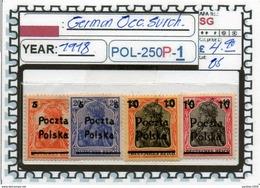 POLAND: CLASSIC SERIE(S) (POL-250P-1 (05) - 1919-1939 Republic