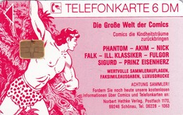 Germany, O 0256b-09/93, Card Number 605, Norbert Hethke Verlag Nr.17 - Akim, Only 4000, 2 Scans.