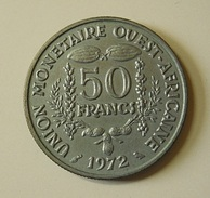 West African States 50 Francs 1972 - Monnaies