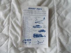 Dinky Toys - Modelismo